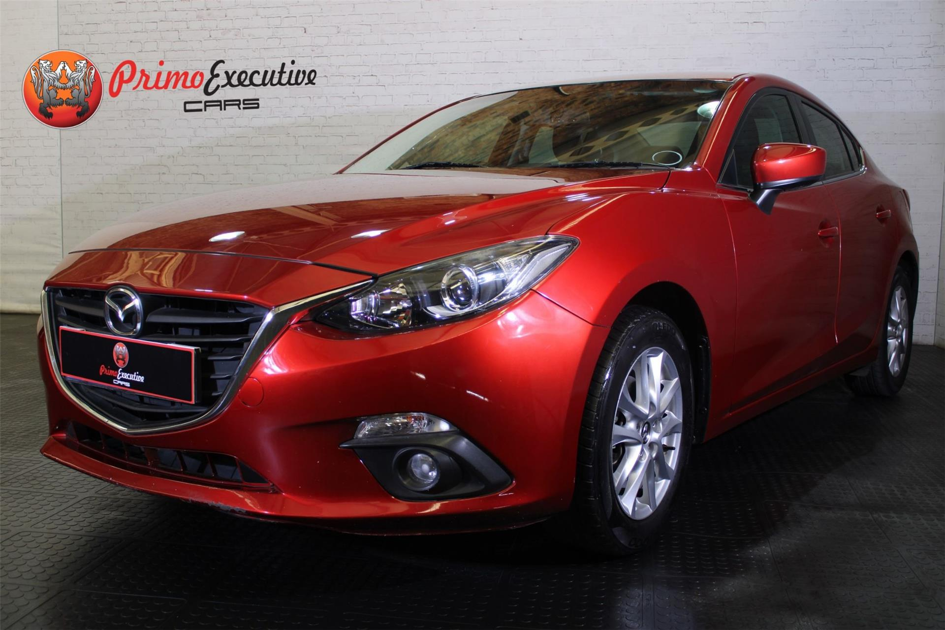 Mazda3 sedan 1.6 Dynamic auto