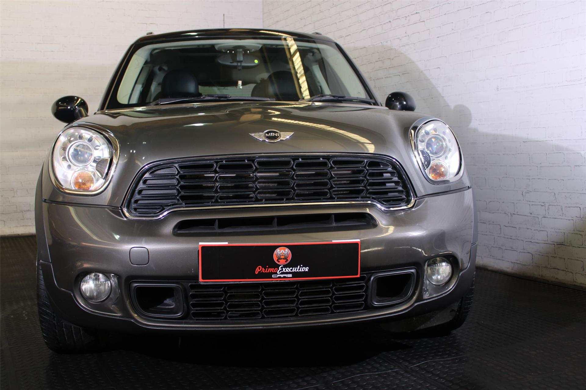MINI Cooper S Countryman steptronic