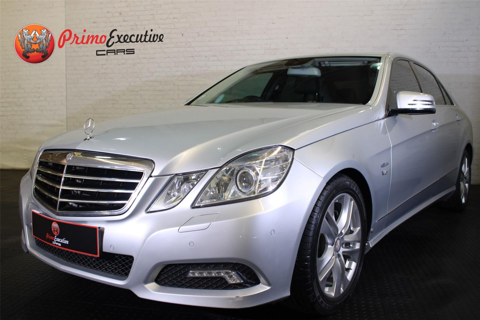 Mercedes-Benz E350CDI Elegance
