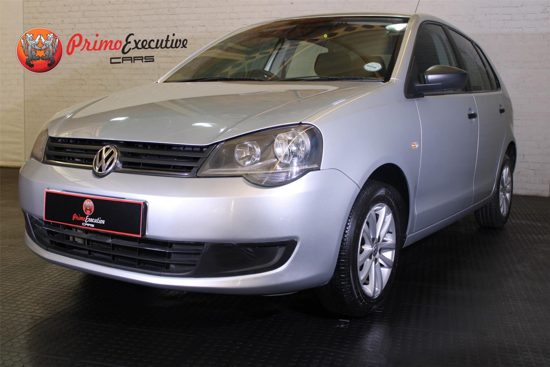 Volkswagen Polo Vivo Hatch 1.4 Conceptline