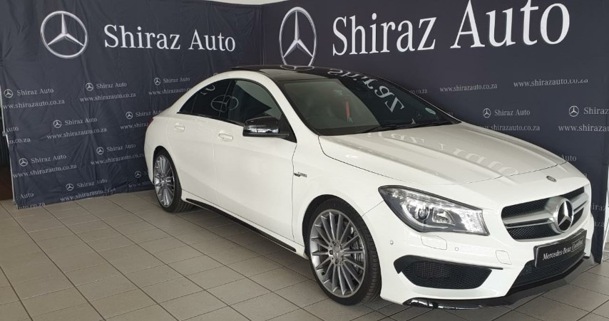MERCEDES-BENZ CLA45  2014