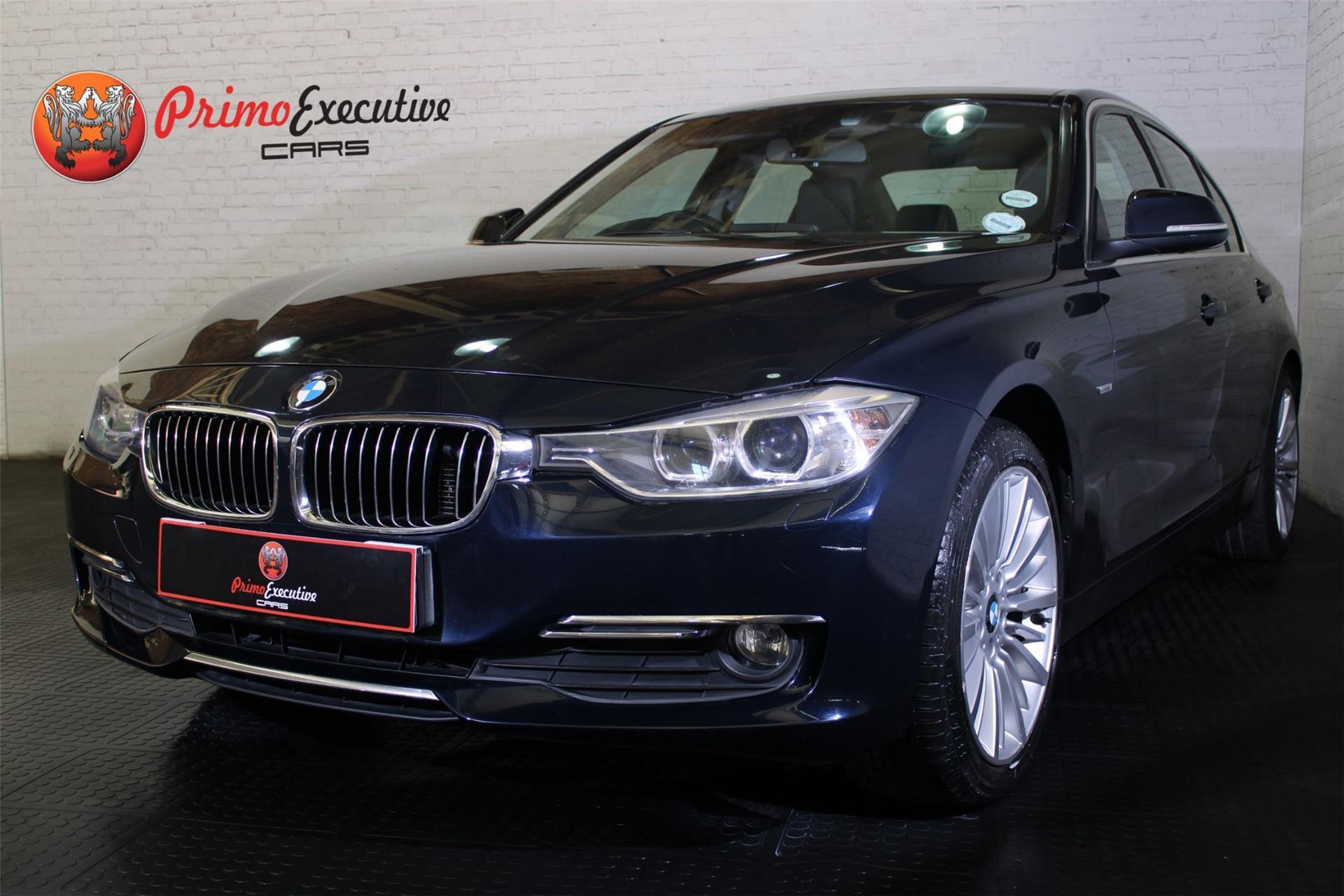 BMW 320d Luxury Line auto