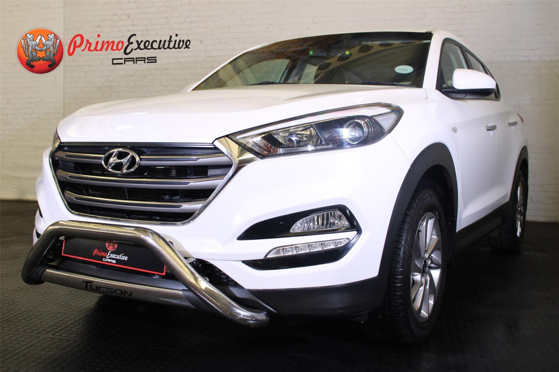 Hyundai Tucson 2.0 Premium AT