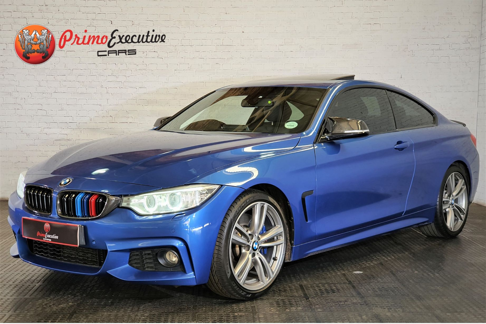 BMW 428i coupe auto