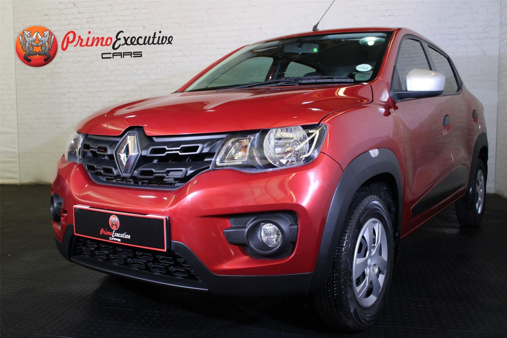 Renault Kwid 1.0 Dynamique auto