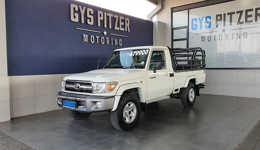 Toyota Land Cruiser 79 4.2D P 2017