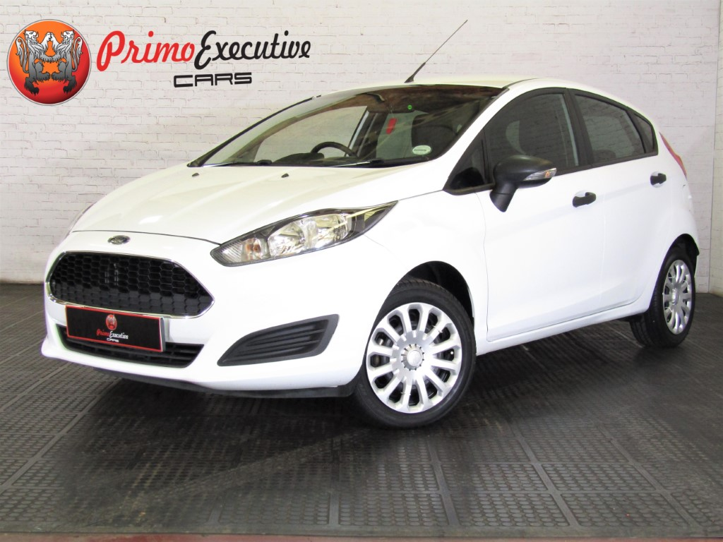 Ford Fiesta 5-door 1.0T Ambiente