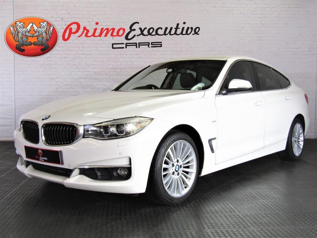 BMW 320d GT Luxury Line auto