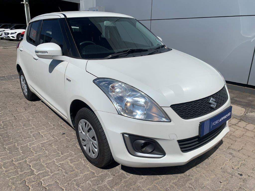 SUZUKI SWIFT 1.2 2016