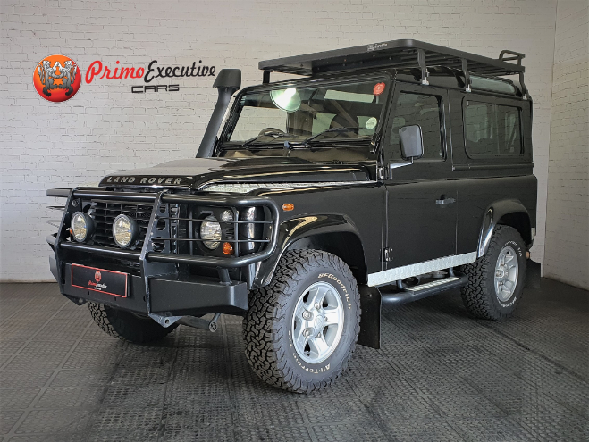 Land Rover Defender 90 TD multi-purpose S