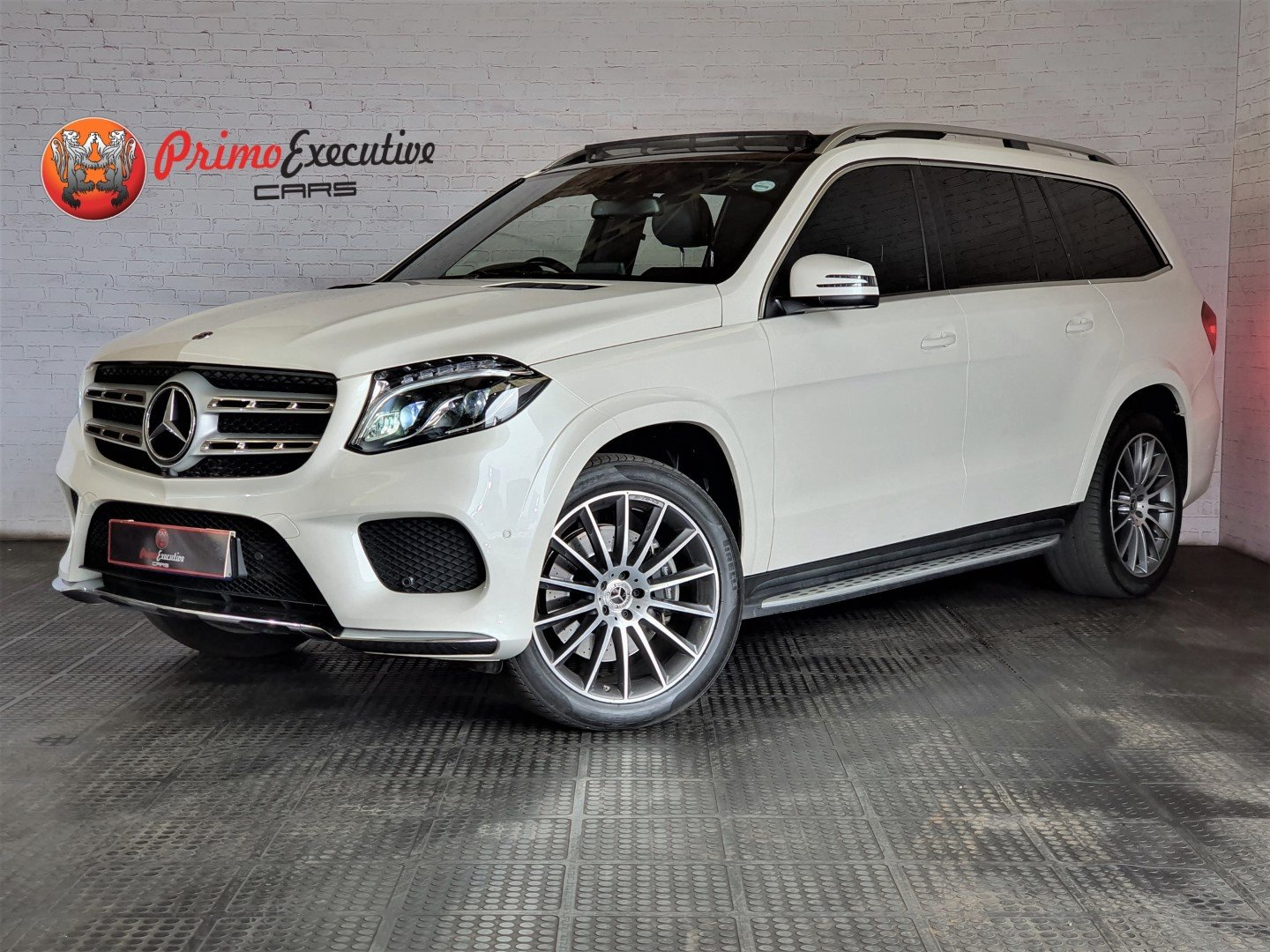 Mercedes-Benz GLS350d