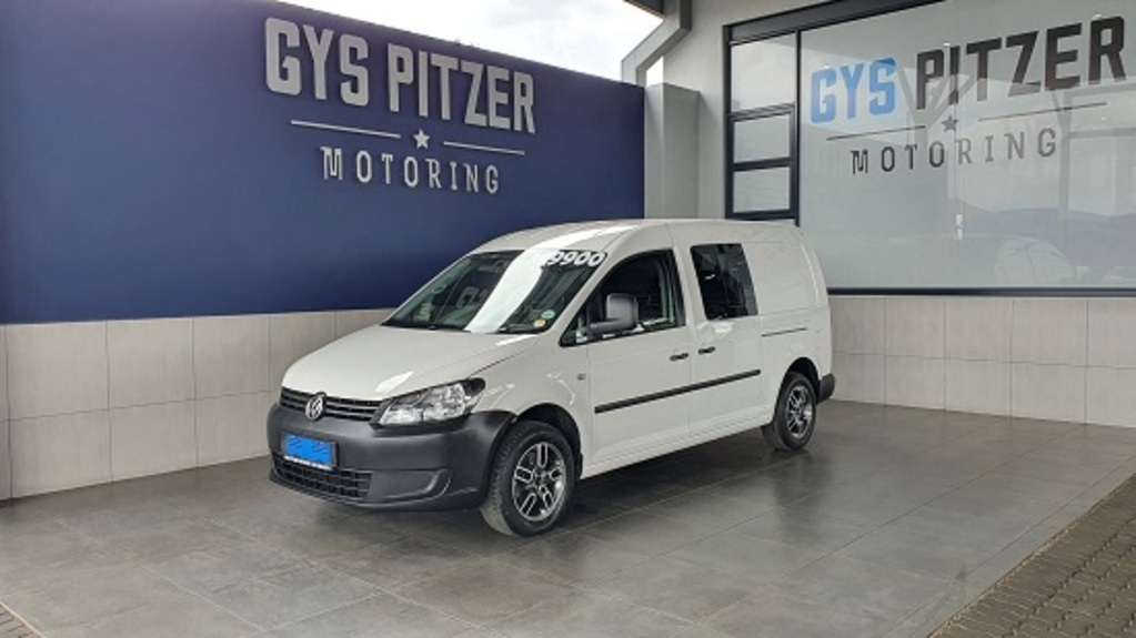 Volkswagen Caddy 2.0 2015