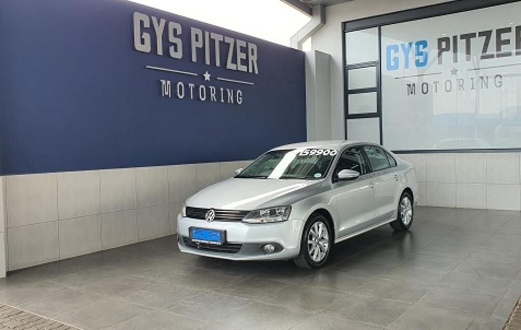 Volkswagen JETTA 6 1.6 2012
