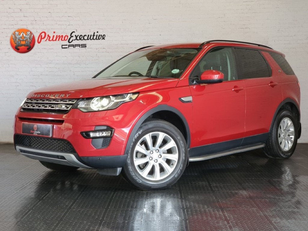 Land Rover Discovery Sport HSE SD4