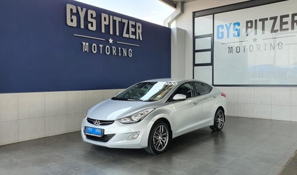 Hyundai ELANTRA 1.8 2013