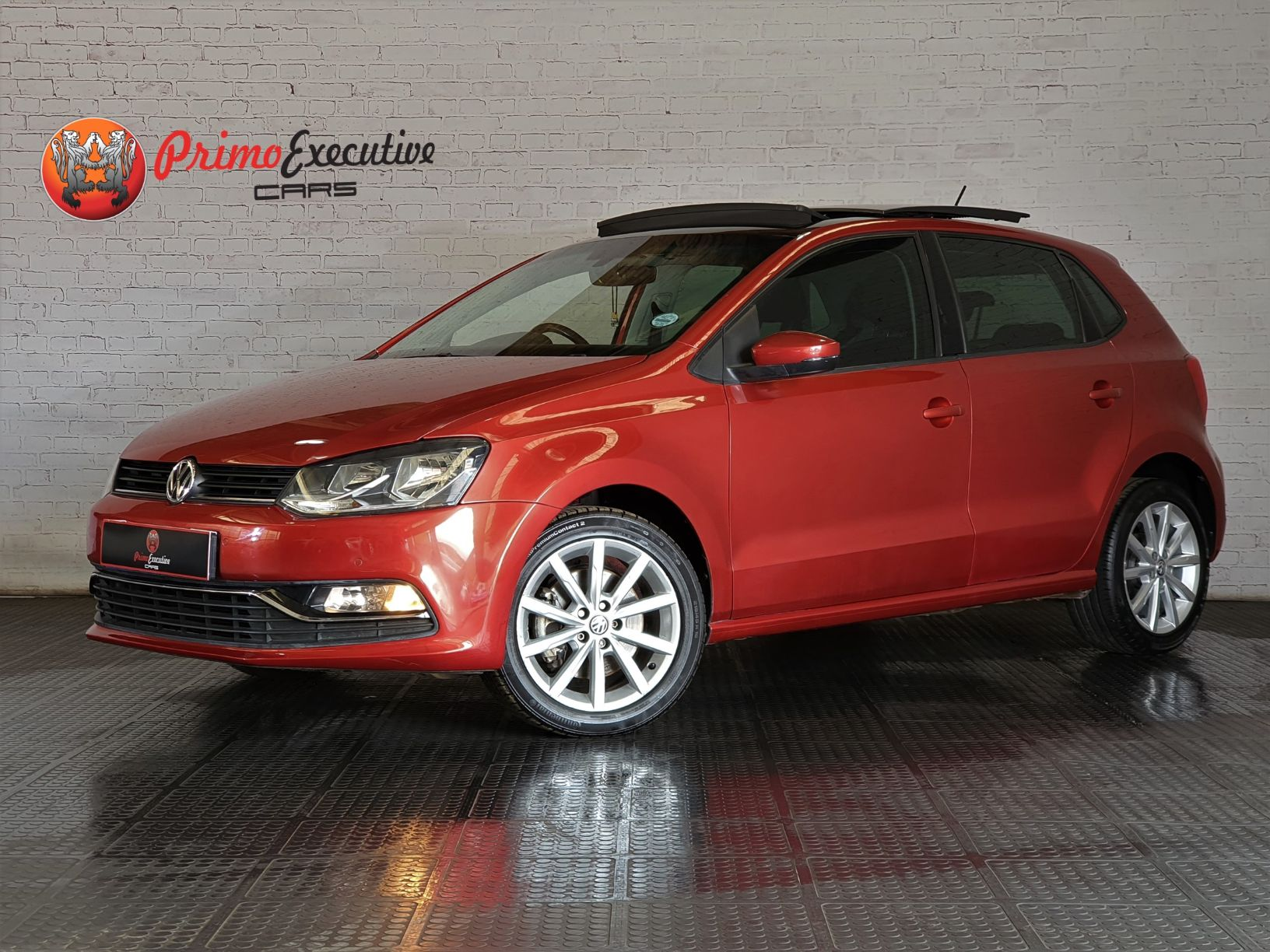 Volkswagen Polo Hatch 1.2 TSI Highline