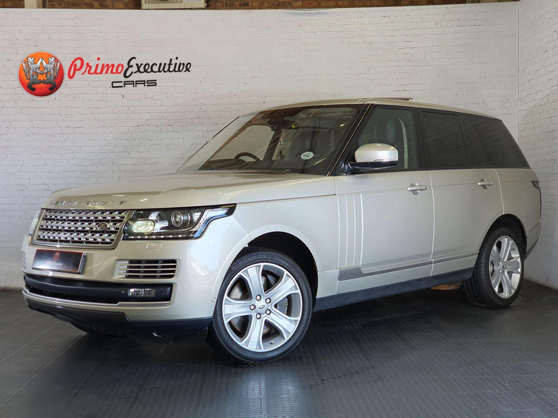 Land Rover Range Rover Vogue SE SDV8