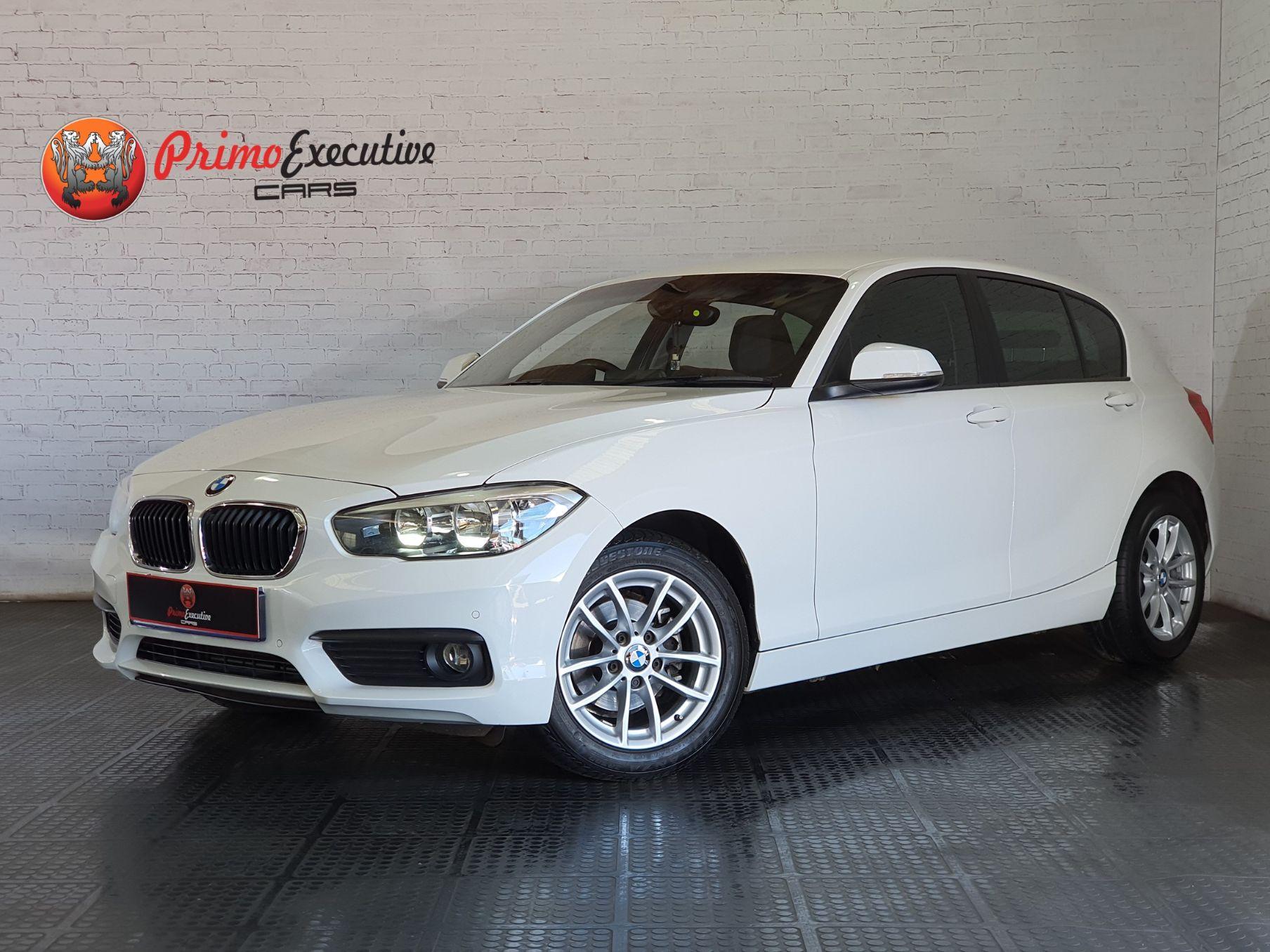BMW 118i 5-door auto