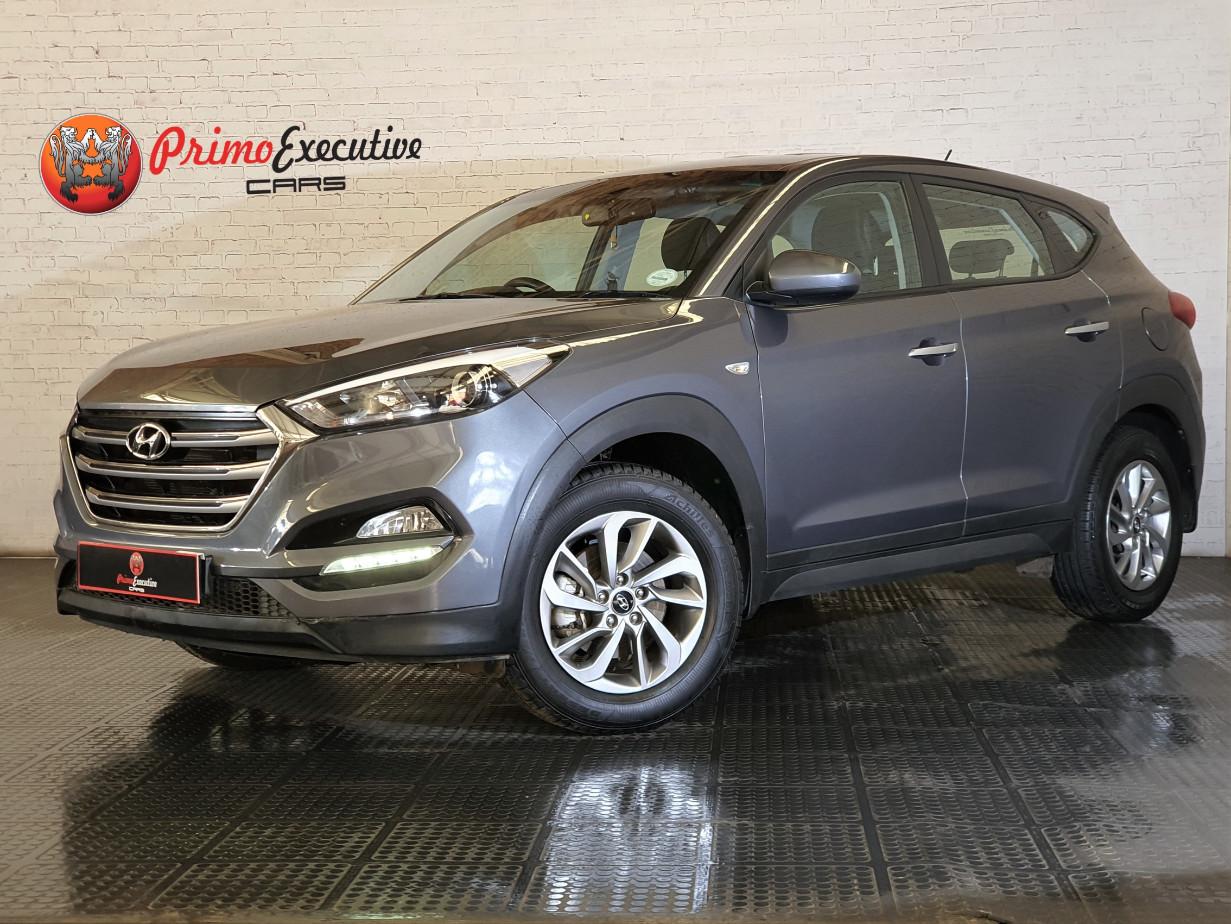 Hyundai Tucson 2.0 Premium AT