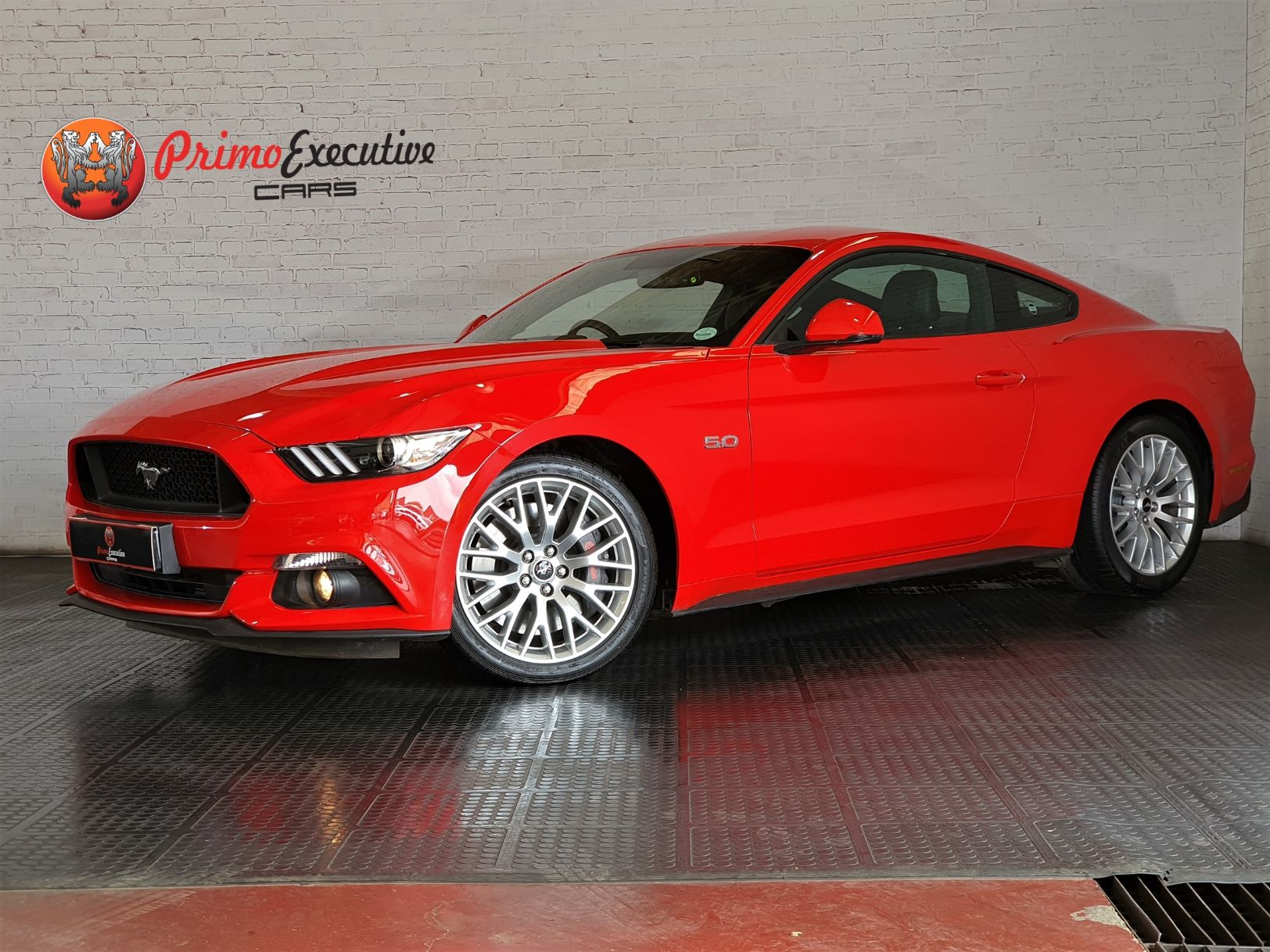 Ford Mustang 5.0 GT fastback