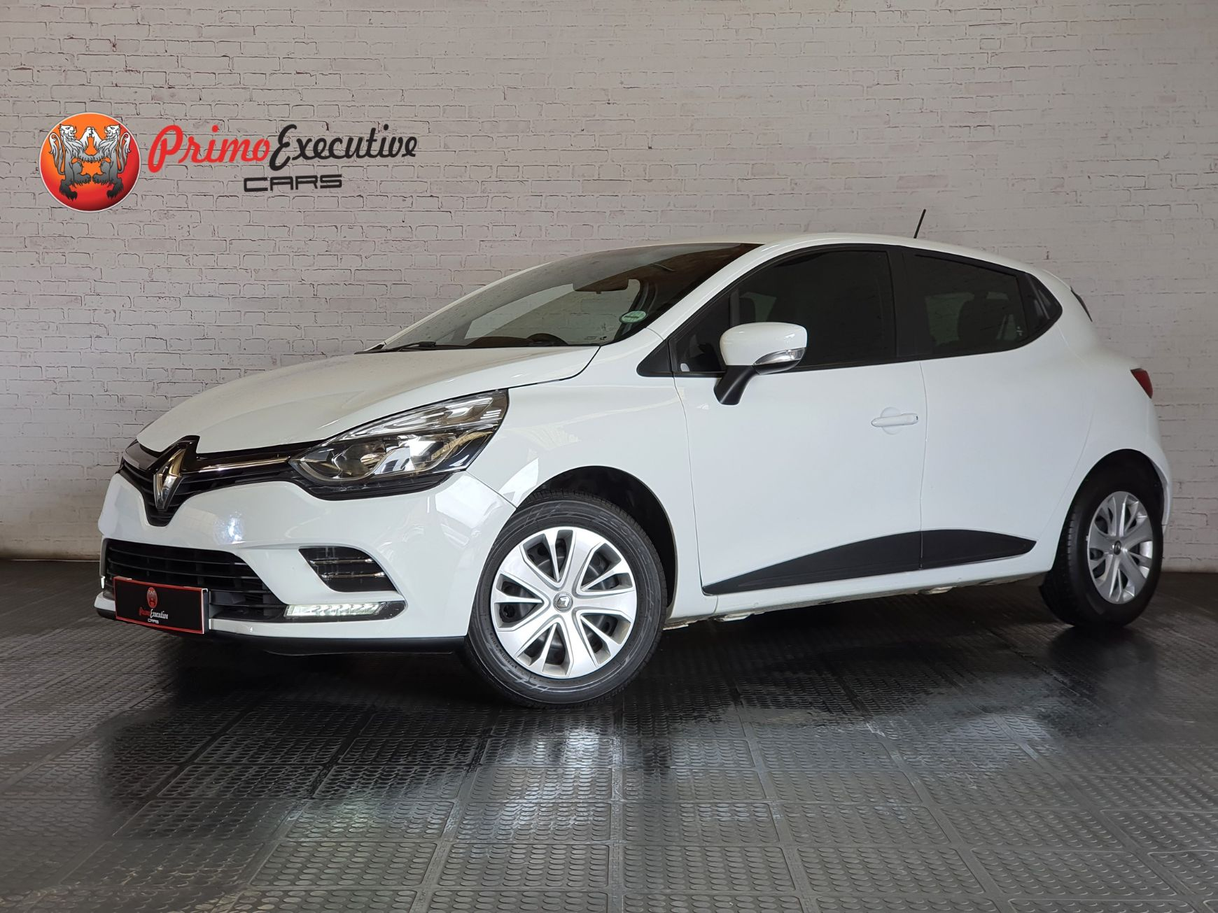 Renault Clio 66kW turbo Authentique