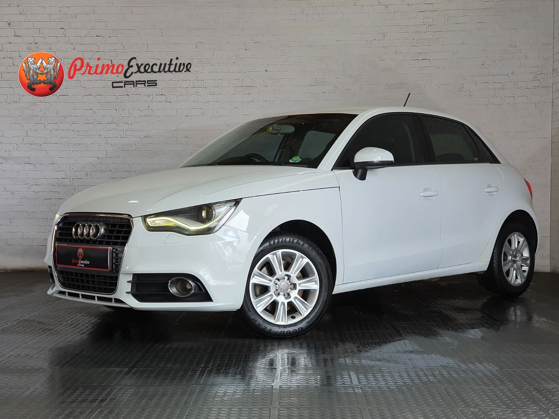 Audi A1 1.4T FSI Attraction