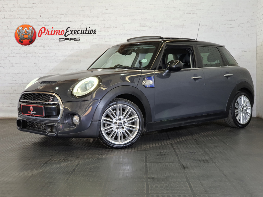 MINI Cooper S Hatch 5-door auto