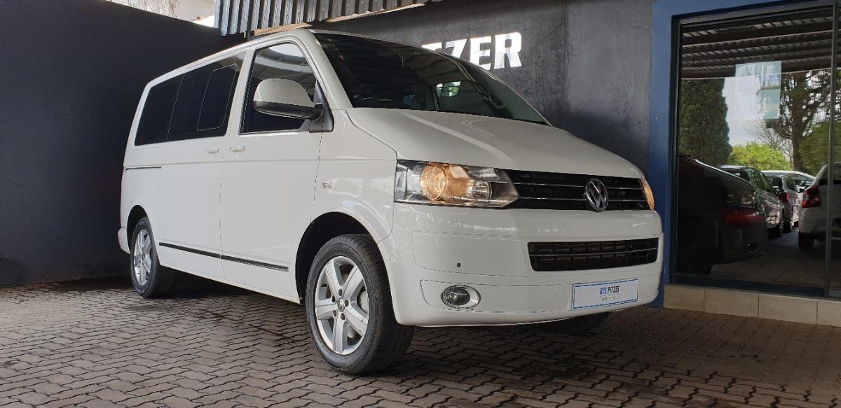 Volkswagen T5 Caravelle 2.0 2014
