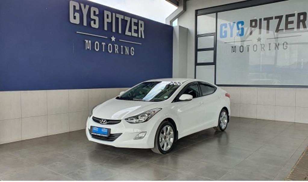 Hyundai ELANTRA 1.8 2014