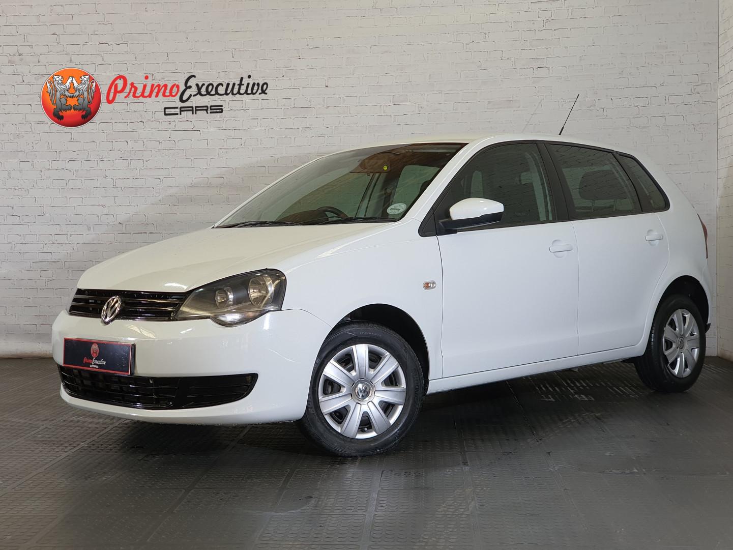 Volkswagen Polo Vivo 1.4 Trendline 5DR