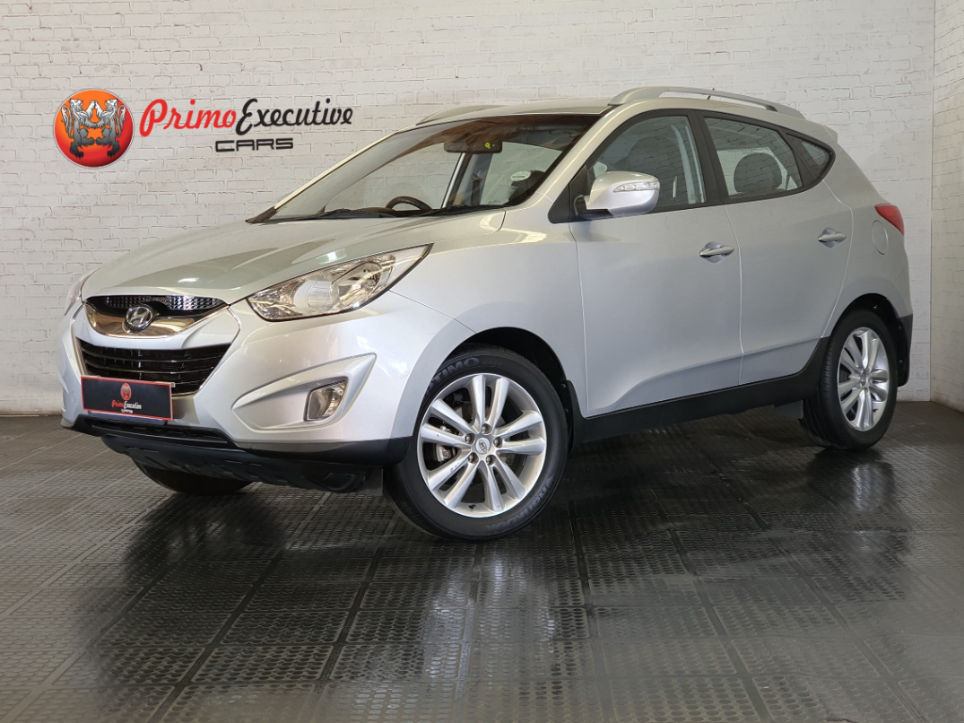 Hyundai ix35 2.0 GLS/Executive A/T