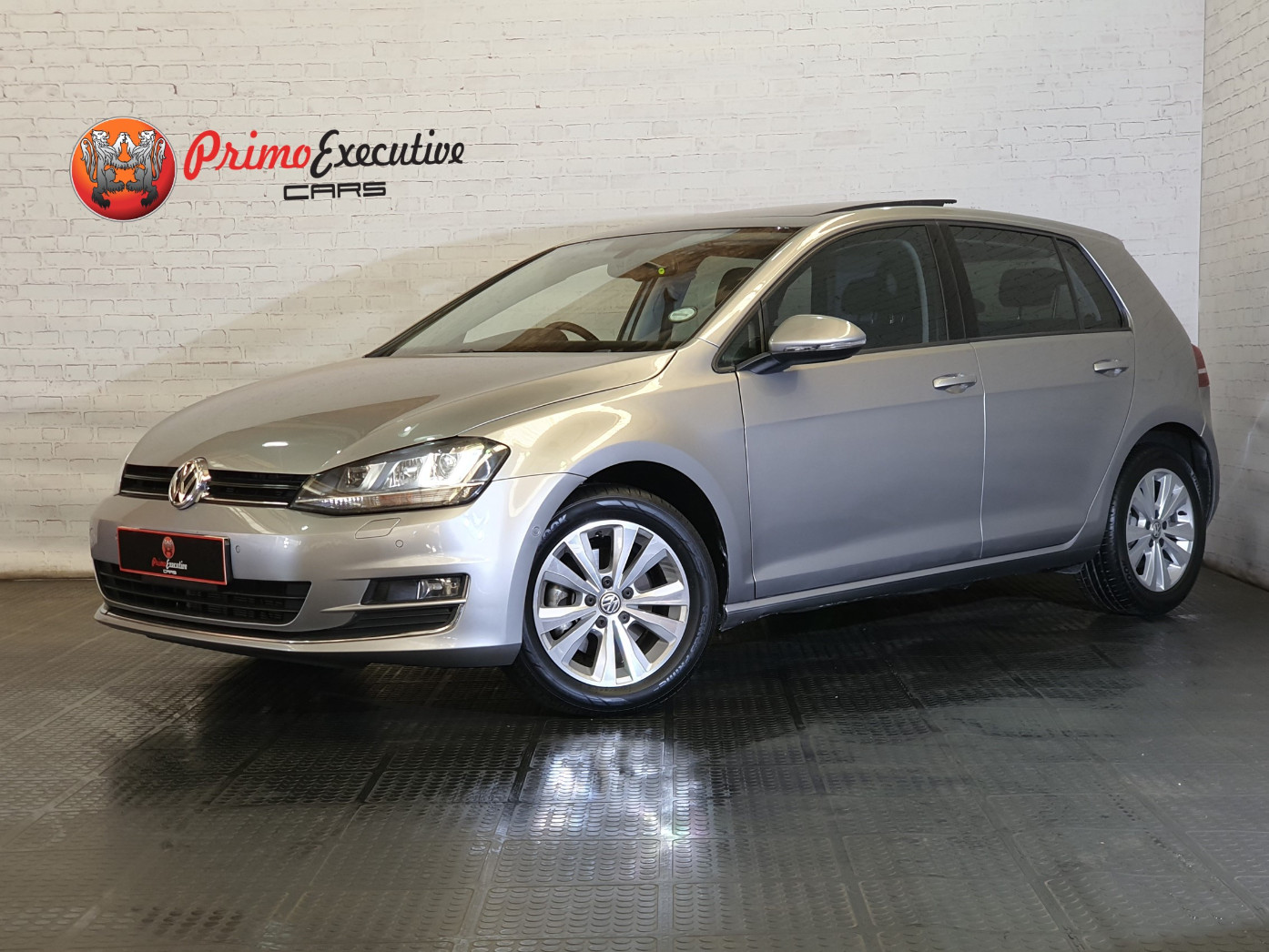 Volkswagen Golf 1.4 TSI BlueMotion Technology Comfortline