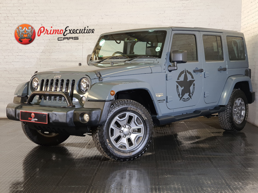 Jeep Wrangler  2.8 CRD Unlimited Sahara A/T