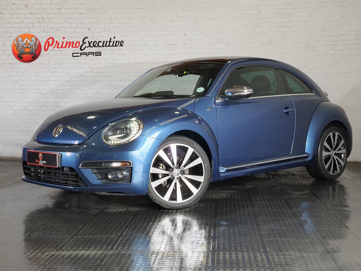 Volkswagen Beetle 1.4 TSI Sport DSG
