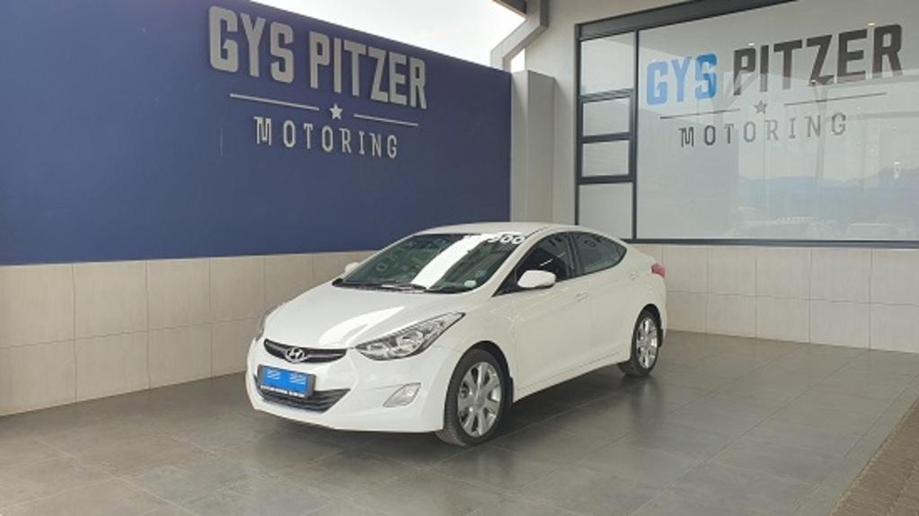 Hyundai ELANTRA 1.8 2012