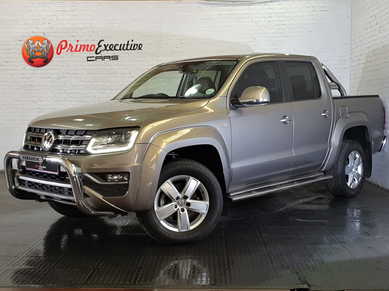 Volkswagen Amarok 3.0 V6 TDI Double Cab Highline Plus 4Motion