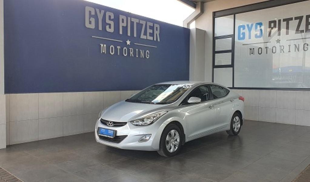 Hyundai ELANTRA 1.6 2014