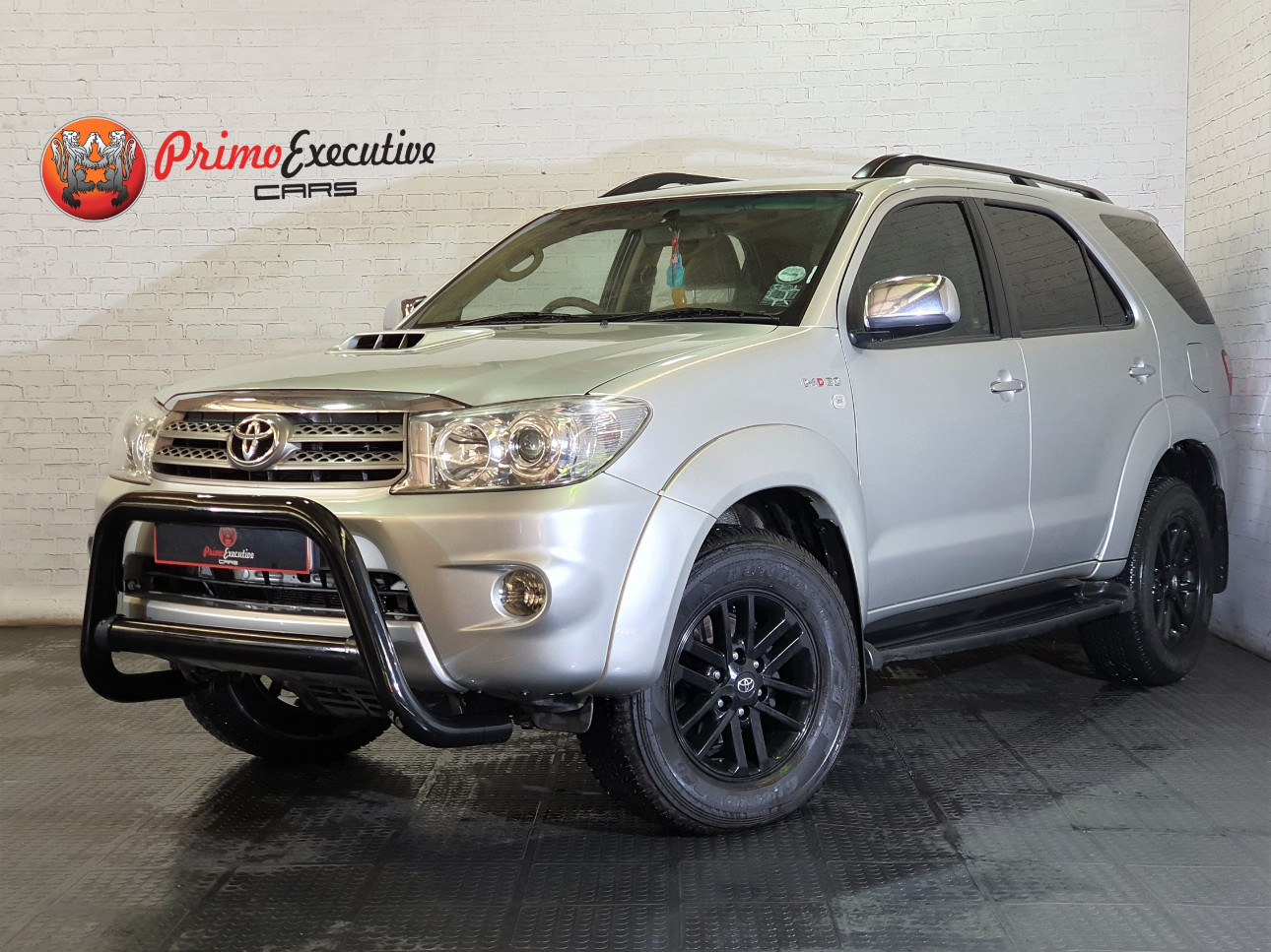 Toyota Fortuner 3.0D-4D R/B auto