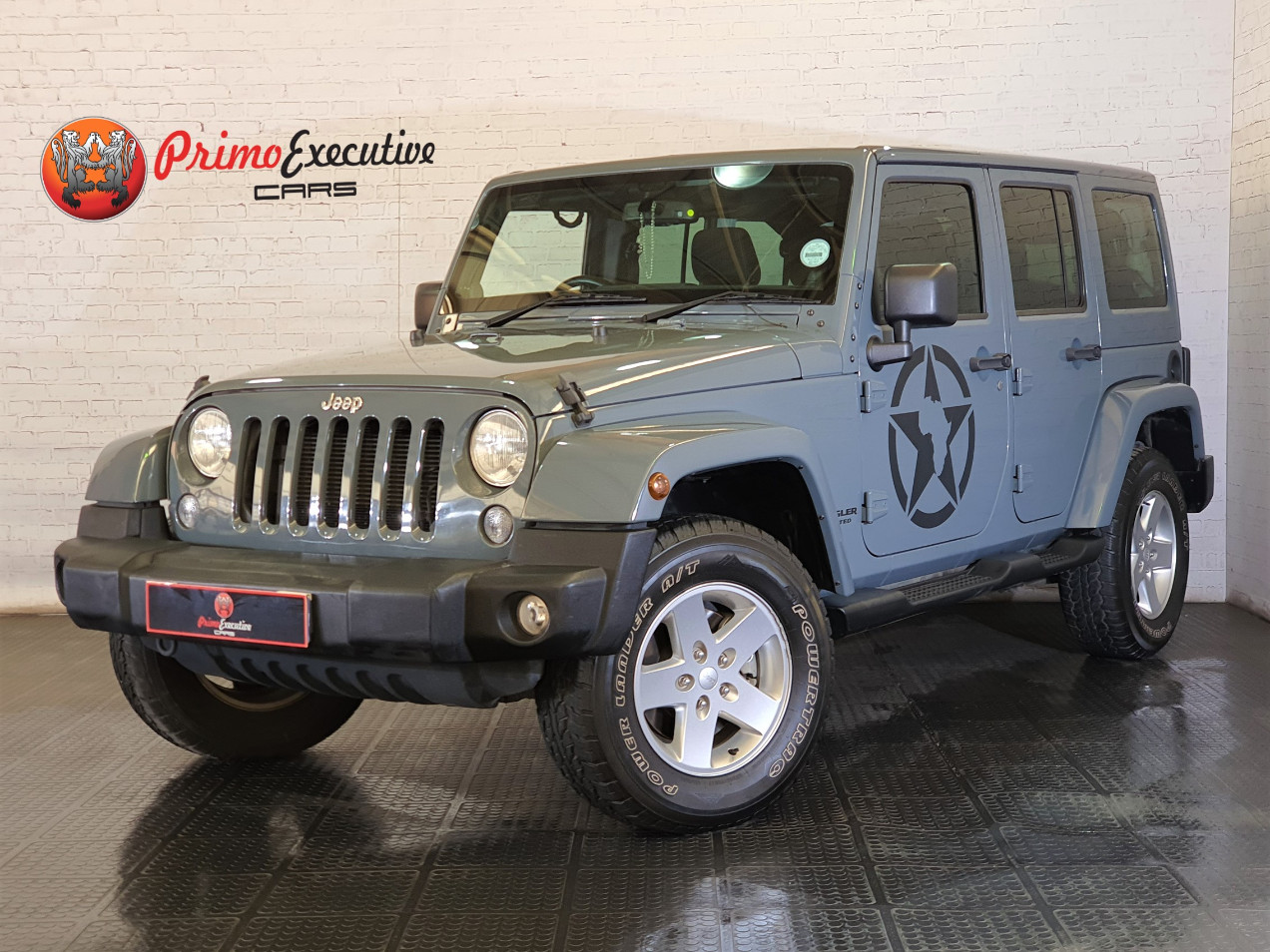 Jeep Wrangler Unlimited 3.6L Sahara