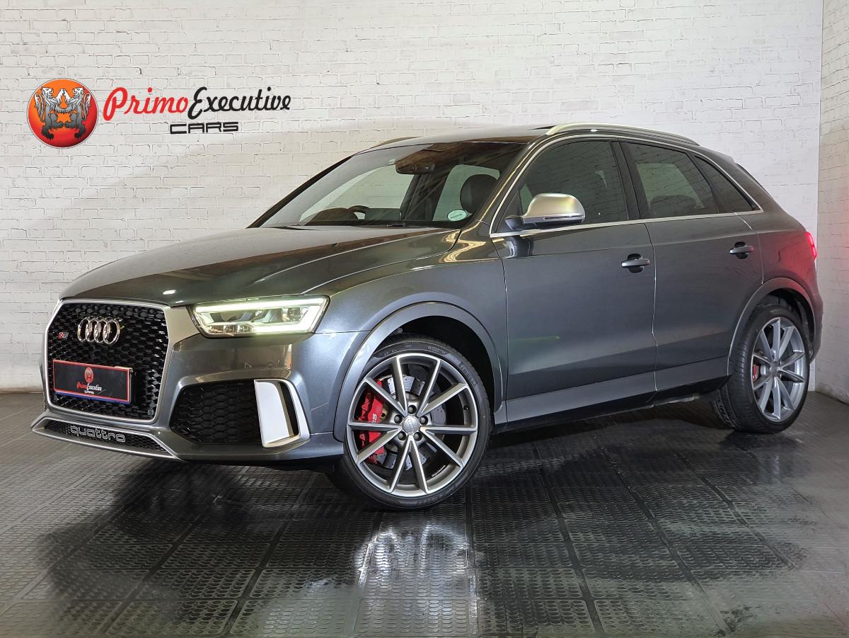 Audi RS Q3 2.5T FSI quattro S tronic