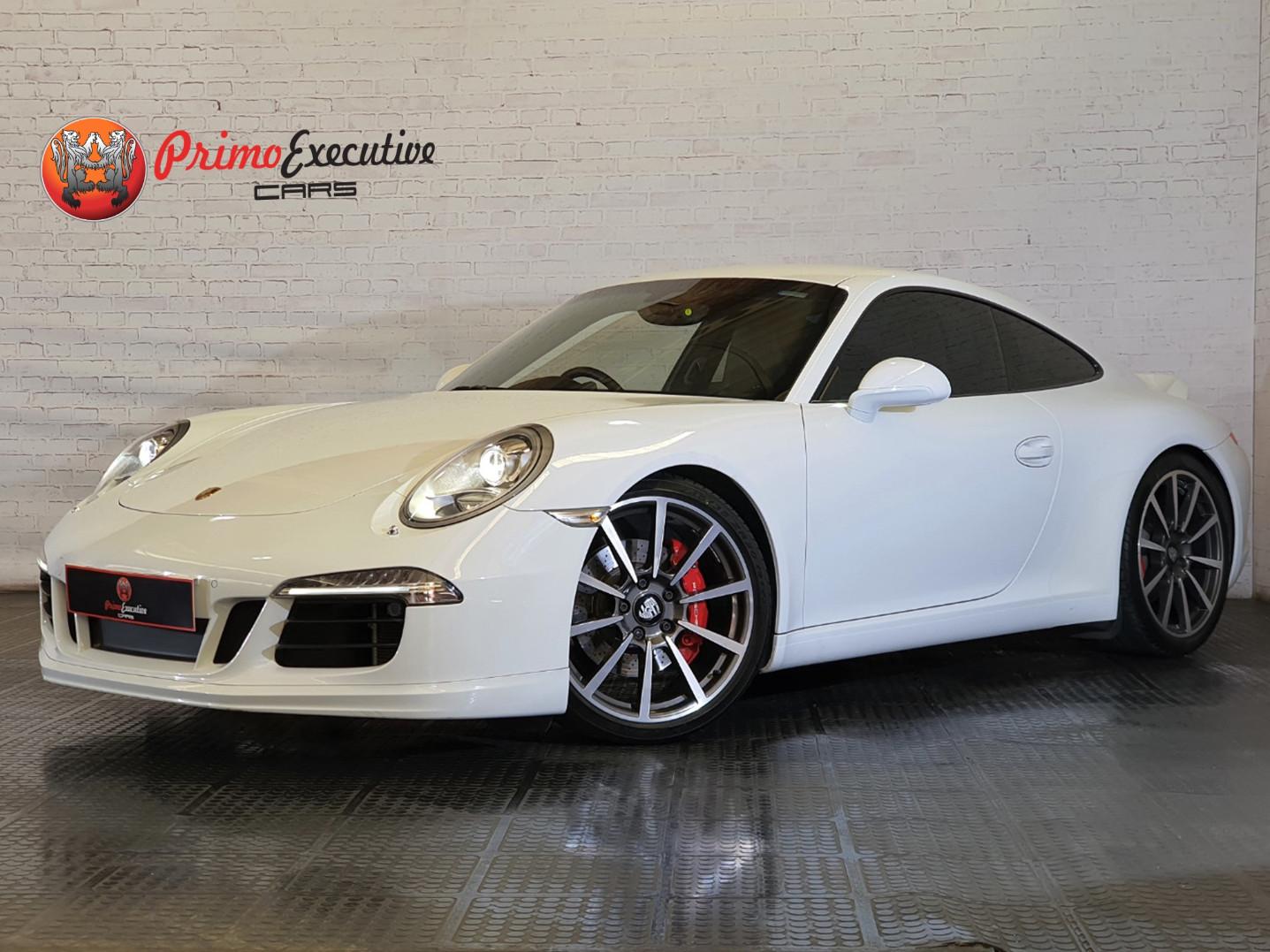 Porsche 911 Carrera S auto