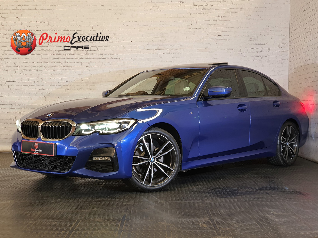 BMW 320d M Sport Launch Edition