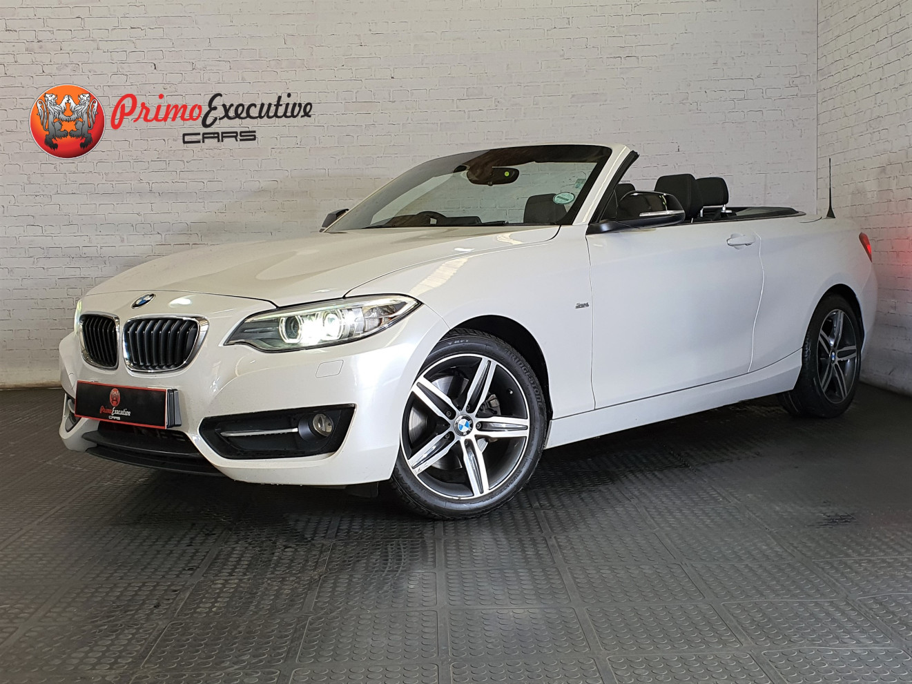 BMW 220i convertible Luxury auto