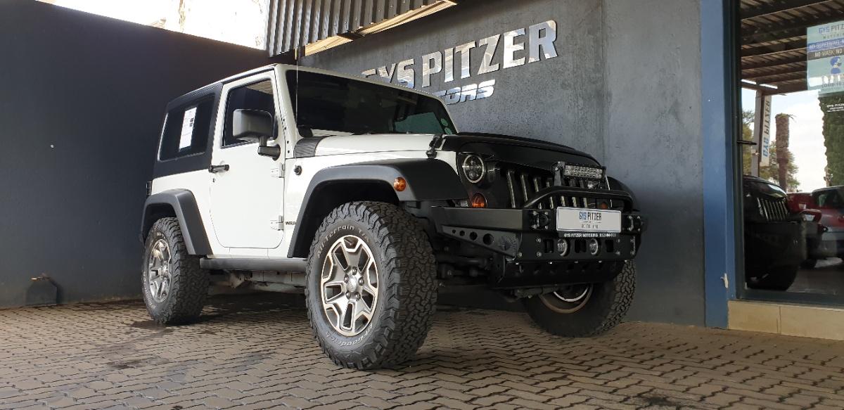 Jeep WRANGLER 3.6 2013