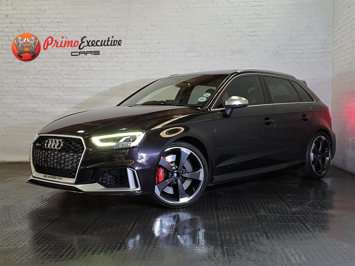 Audi RS3 Sportback 2.5T FSI quattro S tronic
