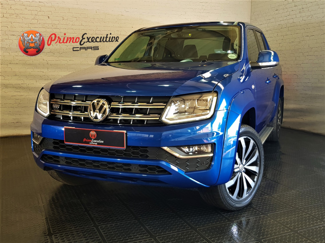 Volkswagen Amarok 3.0 V6 TDI Double Cab Extreme 4Motion