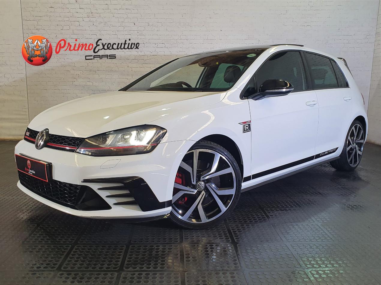 Volkswagen Golf 2.0 TSI GTI Clubsport DSG