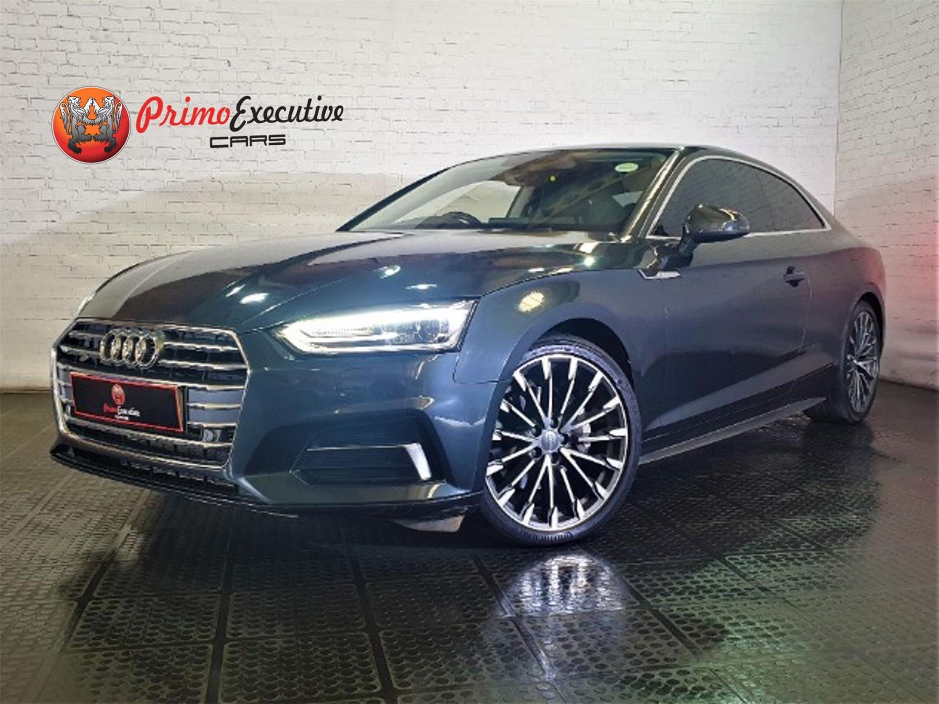 Audi A5 40 TDI STronic Sport