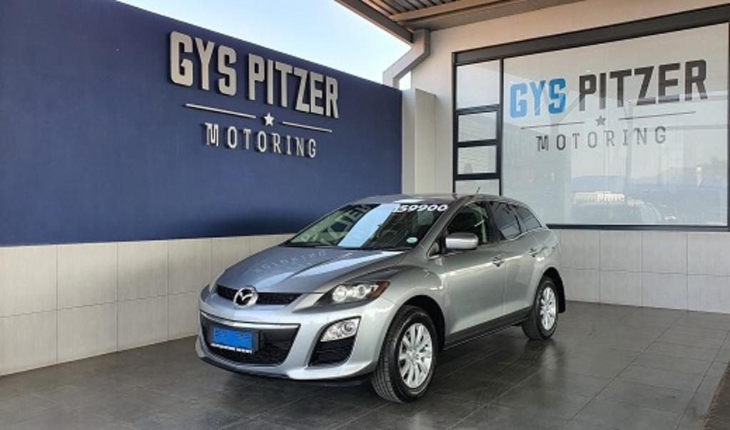 Mazda Cx 7 2.5 2012