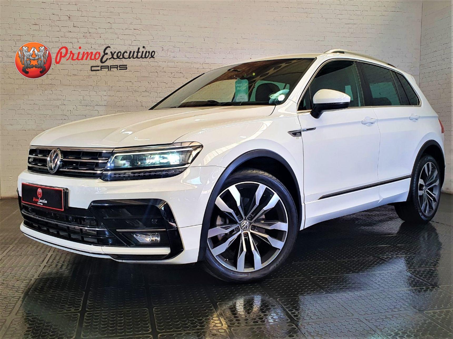 Volkswagen Tiguan 2.0 TSI Highline 4Motion DSG